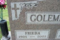 Frieda <i>Trushenski</i> Golembeski
