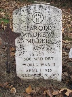 Harold Andrew Miller