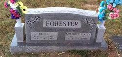 Mildred Daisy <i>Brazeal</i> Forester
