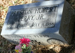Preston Hubert Perry, Jr