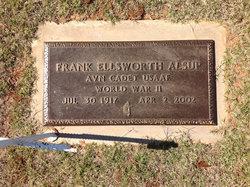 Dr Franklin E. Alsup