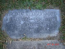Virginia Kym <i>Kyser</i> Noell