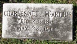 Charles Neill McArthur