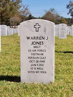 Warren Joseph Jones