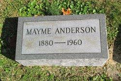 Mayme <i>Bates</i> Anderson