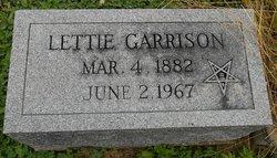 Lettie Leora <i>Stant</i> Garrison