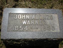 John Alonzo Warner