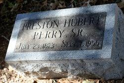 Preston Hubert Perry, Sr