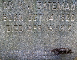Robert James Bateman