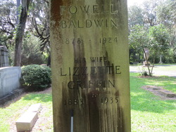 Lizette <i>Griffin</i> Baldwin