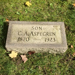 Charles A Aspegren