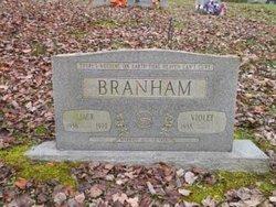 Violet <i>Short</i> Branham