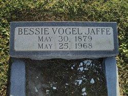 Bessie <i>Vogel</i> Jaffe