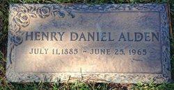 Henry Daniel Alden