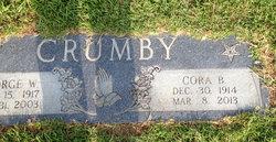 Cora <i>Barton</i> Crumby