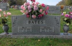 Zelma <i>Scurlock</i> Bates