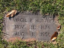 Virgil Paschal Hunter