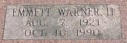Emmett Warner Fisher, II