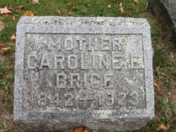 Caroline E. <i>Sturgis</i> Brice