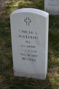 Chichi L Williams