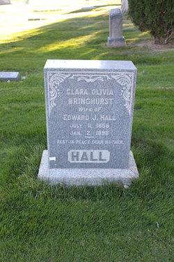 Clara O <i>Bringhurst</i> Hall