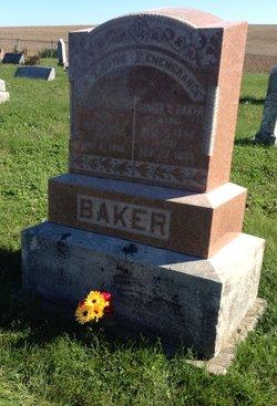 Sarah J <i>Smoot</i> Baker