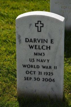 Darvin E Welch