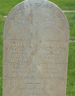 Ruth <i>Marsden</i> Jackson