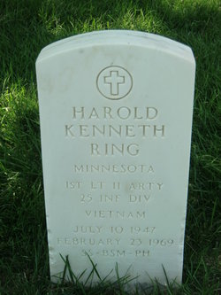 Harold Kenneth Ring