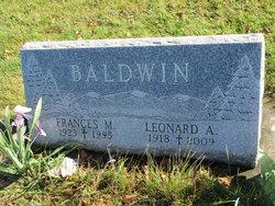 Leonard Edward Arthur Baldwin