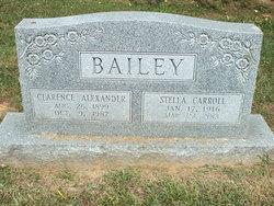 Stella Carroll Bailey