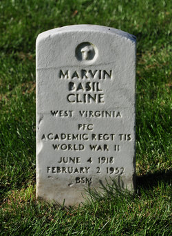 Marvin Basil Cline