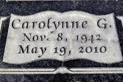 Carolynne Gene <i>Carpenter</i> Darger