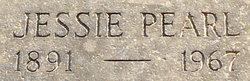 Jessie Pearl <i>Sandridge</i> Fisher