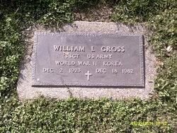Sgt William Lloyd Gross