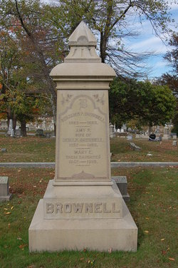 Mary E Brownell