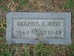 Adolphus E Avery