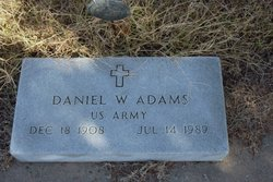 Daniel William Adams