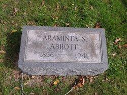 Araminta Savina <i>Diamond</i> Abbott