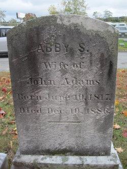 Abby <i>Smith</i> Adams