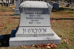Charles Alexander Borden