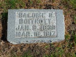 Saloma <i>Brubaker</i> Boitnott