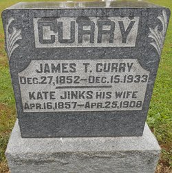 Mary Catherine Kate <i>Jinks</i> Curry