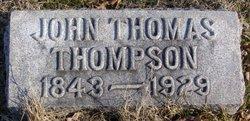 John Thomas Thompson