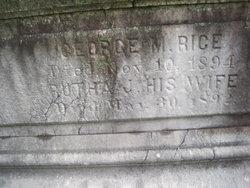George Merrick Rice