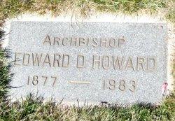 Rev Edward Daniel Howard