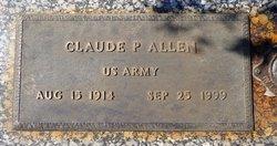 Claude Paschall Allen