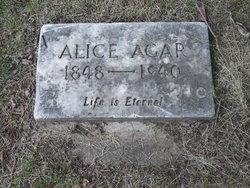 Alice Agar