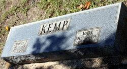 Mary <i>Young</i> Kemp