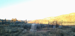 Hot Sulphur Springs Cemetery